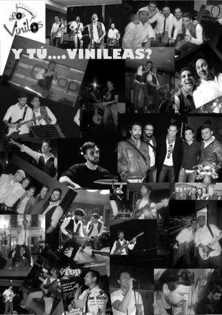 Poster Los vinilos