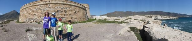 Escullos Castillo San Felipe