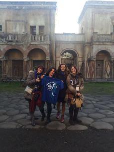 Roma Esudios cine Cinecitta